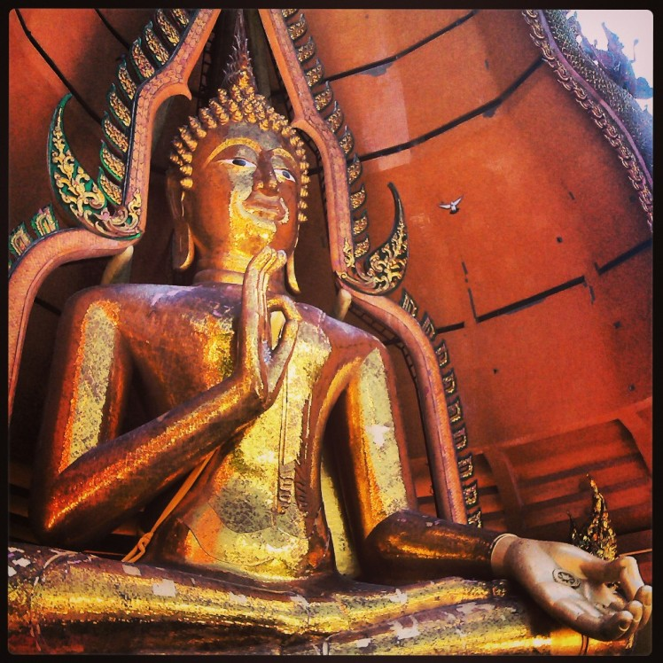 Wat Tham Sua, Thailand's Biggest Buddha