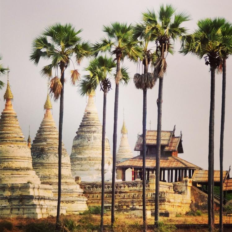 Pagodas of Bagan