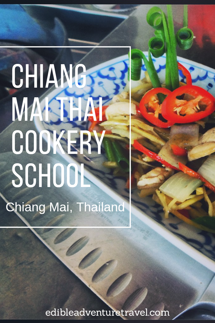 Chaing Mai, Thailand is full of cooking classes, but in my opinion there is only one!